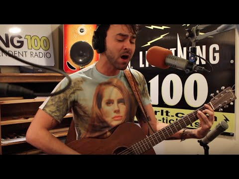 Shakey Graves w/ Lana Del Rey - To Cure What Ails / If Not For You - Live at Lightning 100