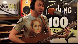 shakey graves w lana del rey to cure what ails if not for you live at lightning 100