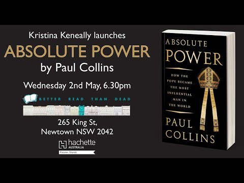 Absolute Power Book Launch