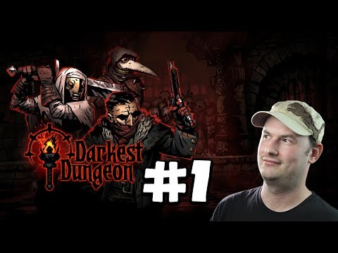 Sips Plays Darkest Dungeon (3/4/18) - #1 - Let's Do This