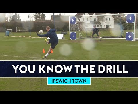 The BEST You Know The Drill Performance Ever! | Ipswich Town | You Know The Drill