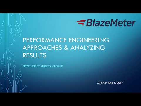 Methodical Best Practices for Performance Engineering and Analysis