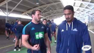 Jerome Kaino return to play ahead of Waratahs vs Blues - 2018 Super Rugby