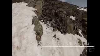 80 KM Mont Blanc 2014 demi parcours