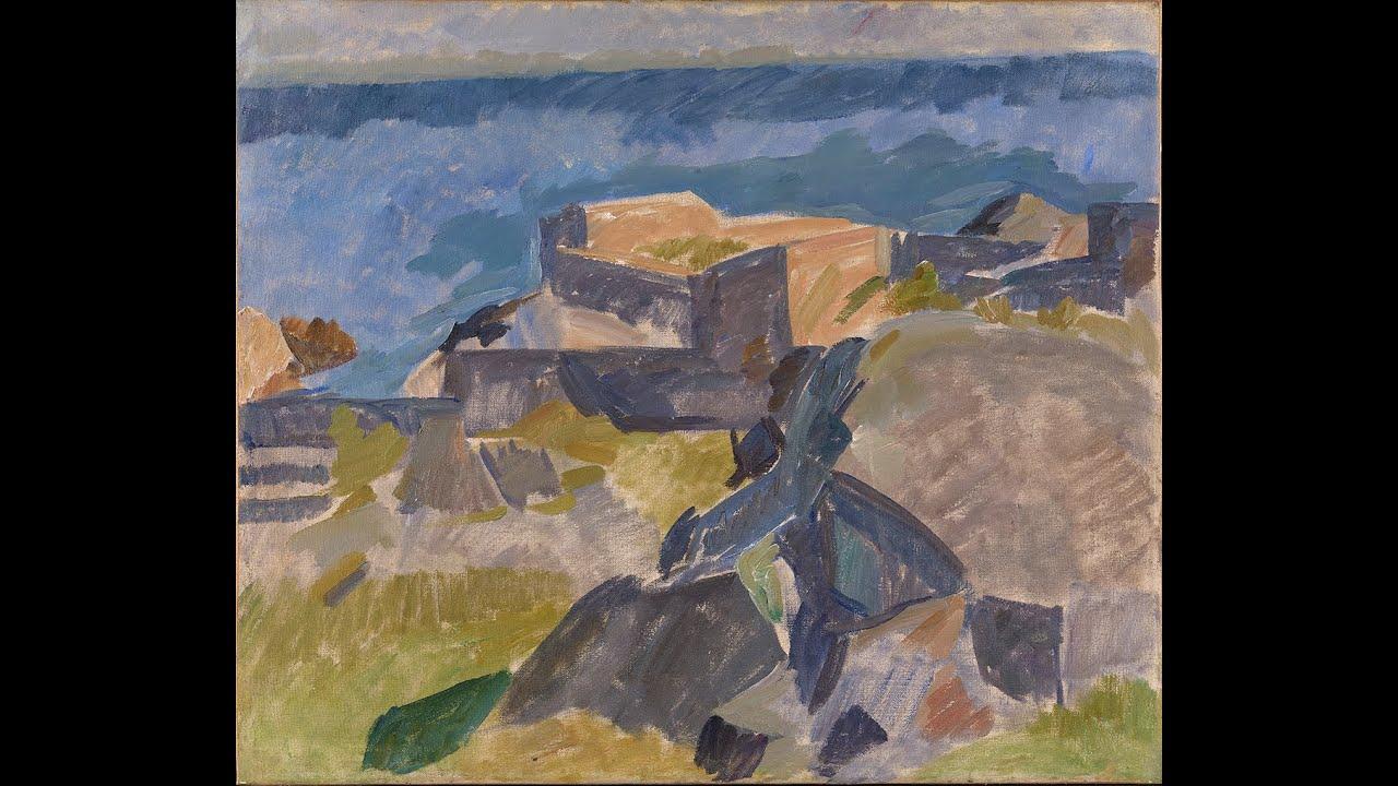Download Edvard Weie (1879-1943) - A Danish Modernist painter.