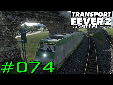 Transport Fever 2 #074 - Werkzeuge für Elmshorn mit Spitzkehre [Gameplay German Deutsch] from YouTube · Duration:  52 minutes 3 seconds
