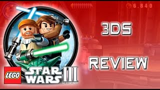 SXS - Lego Star Wars III: Clone Wars (3DS) - Video Review