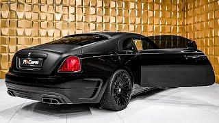 2020 MANSORY Rolls-Royce Wraith - Wild Luxury Coupe