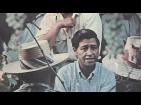 Cesar Chavez history