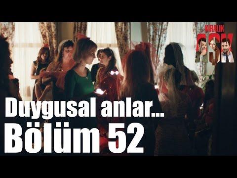 Kiralık Aşk 52. Bölüm - Kına Gecesinde Duygusal Anlar...