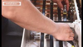 Mi - Verdrahtungsband biegen / Bending wiring strips