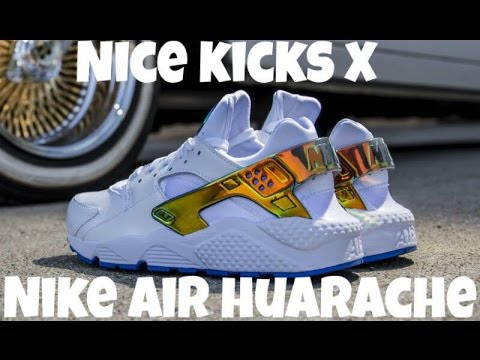 28995be16741 ... netherlands nice kicks x nike air huarache lowrider free giveaway 79b05  9a445