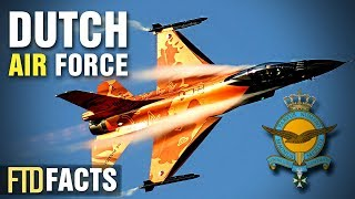10+ Surprising Facts About The Royal Netherlands Air Force