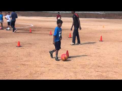Delhi Public School Warangal Summer Football camp