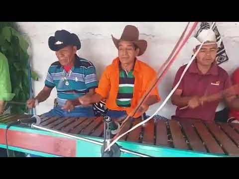 Marimba Sencilla de Joyabaj Quiché.