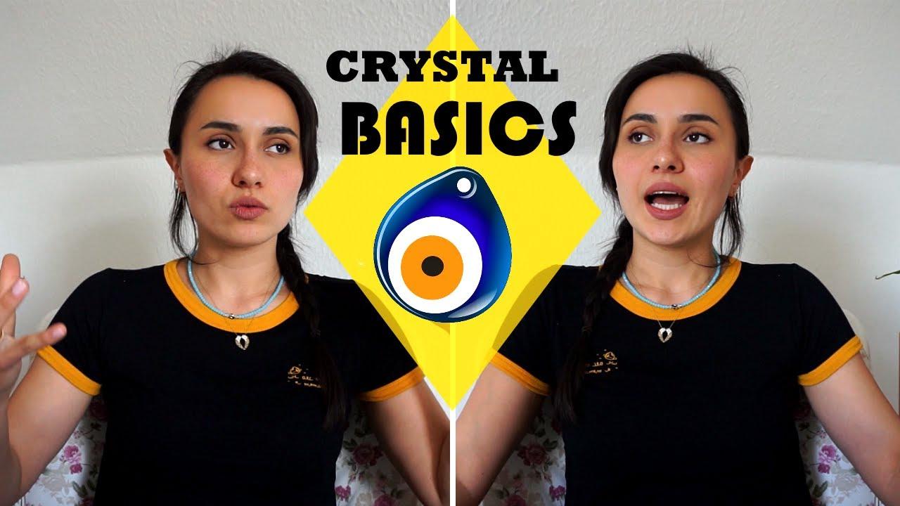 Crystals, Edelsteine und ihre spirituelle Wirkung