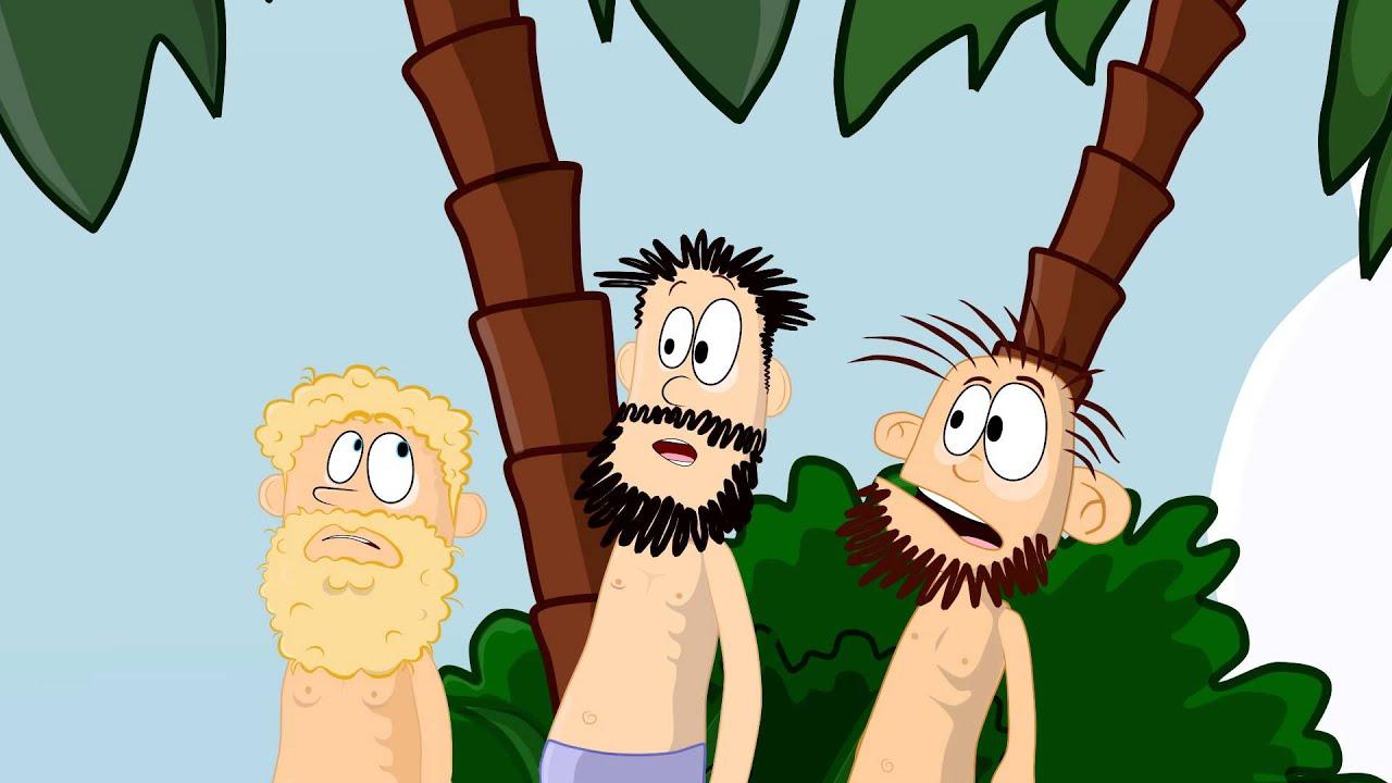 No hay nada mejor un lunes que empezar con una sonrisa...¡Sonrie! Shipwrecked Funny Animated 2D Short Film