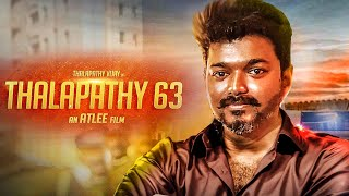 MASSIVE BREAKING: Thalapathy 63 Heroine is here! | Thalapathy Vijay | TK