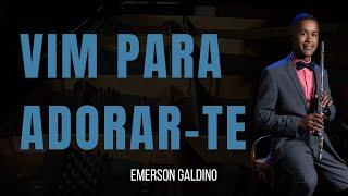 Vim para adorar-ti - Emerson Galdino/ Flauta Transversal