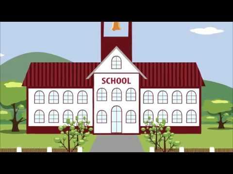 Мультфильм свинка пеппа идет в школу