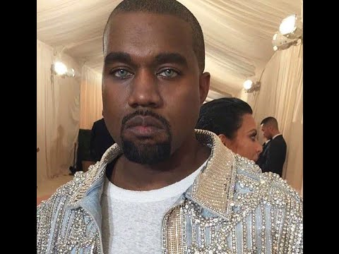 bfb6acbe28c KANYE WEST AT MET GALA EVENT INITIAL REACTION - YouTube