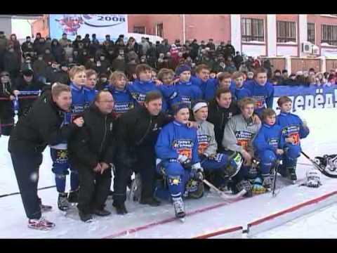 Документальный фильм о Чемпионате Мира по хоккею с мячом среди юношей U15 в г. Кирове