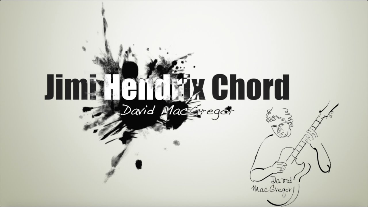 How To Play The Jimi Hendrix Chord E79 Guitar Lesson Youtube