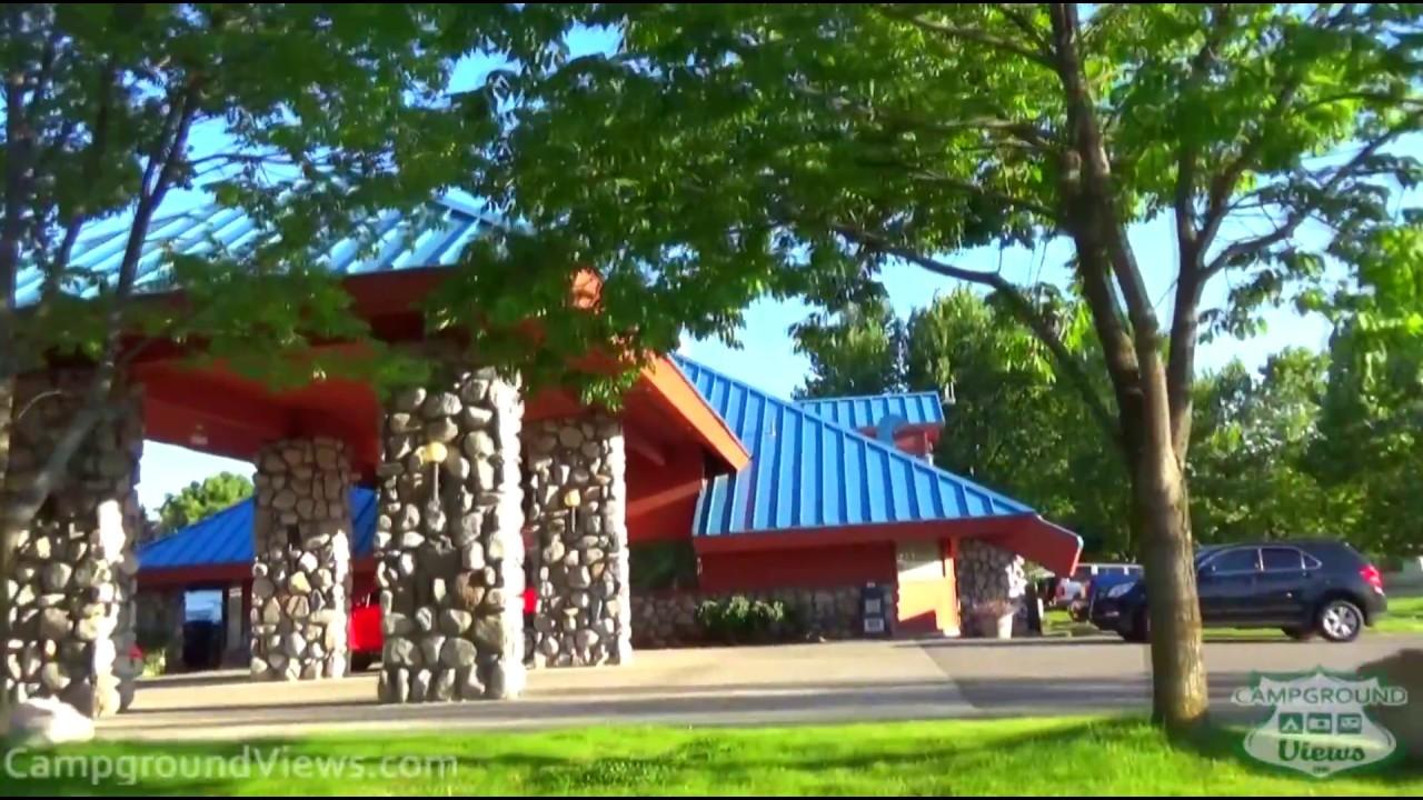 Coeur DAlene RV Park Post Falls Idaho ID