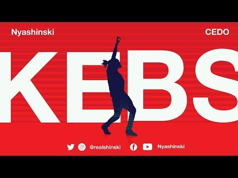 Nyashinski - KEBS (Official Lyric Video) [Skiza: Dial *811*218#]