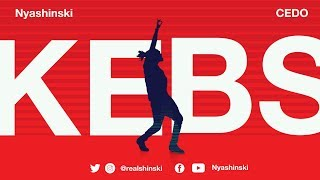 Nyashinski - KEBS (Official Lyric Video) [Skiza: Dial *811*218#]