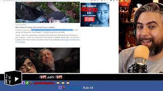 JuRY Daily: Bigfoot, Lesbians, Killing... Oh My!