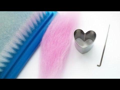 Needle Felting Basics for Beginners