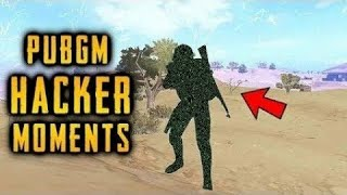 PUBG MOBILE HACKERS & CHEATERS MOMENTS #1