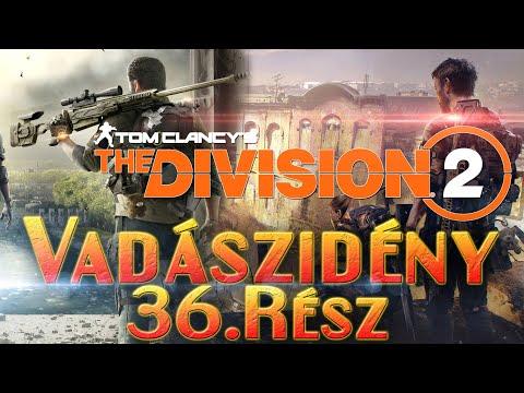 FUTÁS KÖZBEN JÚÚÚJJJ! | The Division 2 (HUN)