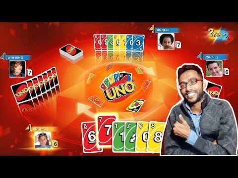 Uno Online Card Game - Best Android Card Game 2020 - Best Multiplayer Games For Android How To Play