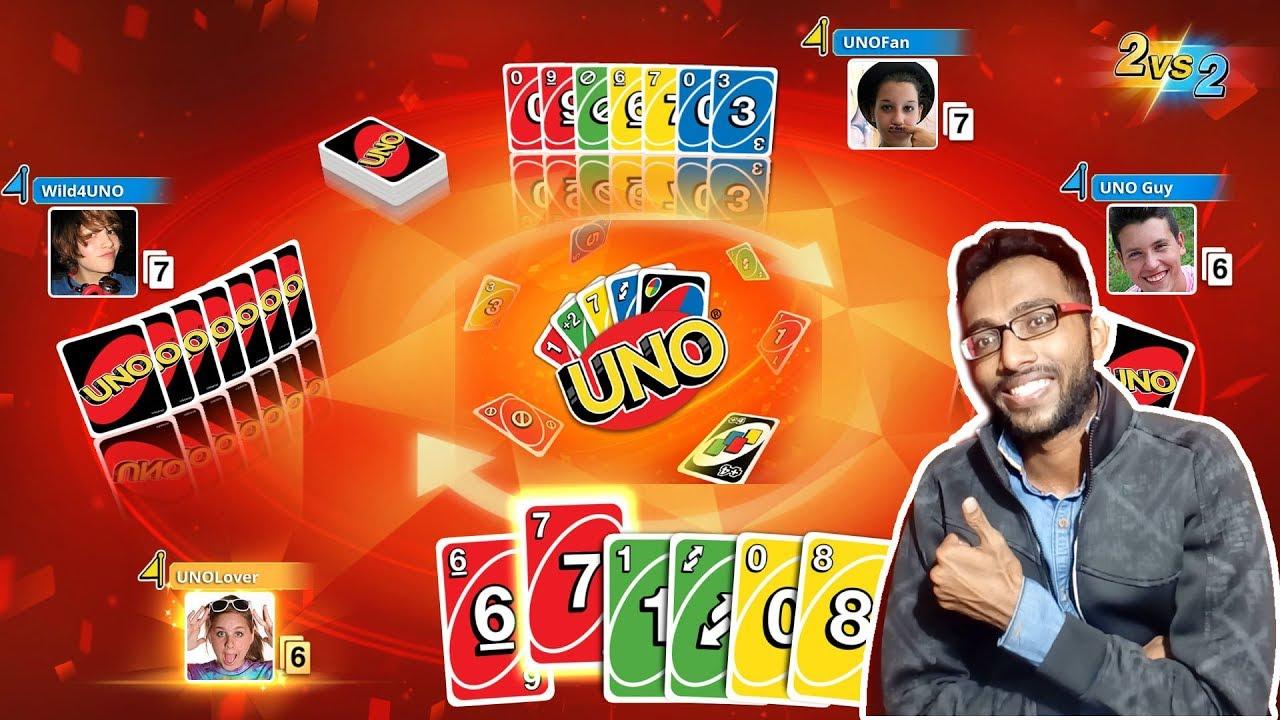 Uno Online Multiplayer