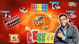 Uno Online Card Game - Best Android Card Game 2018 - Best multiplayer games for android How to Play
