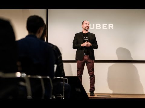 Uber CEO Dara Khosrowshahi Announces New Culture Norms