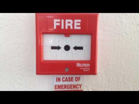 Fire Alarm Vs Speaker