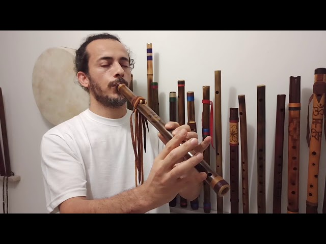 Flauta Nativa Shiva A