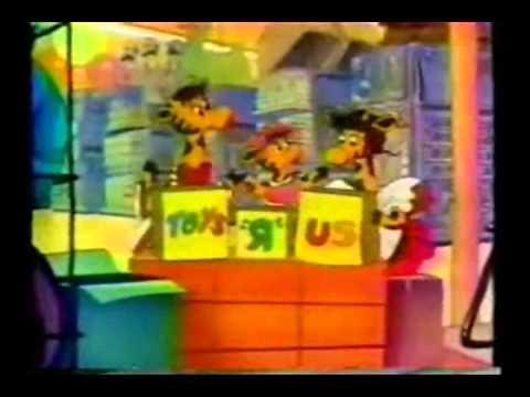 tv commercial toys r us christmas 1976 cartoon classic new york - New Toys For Christmas