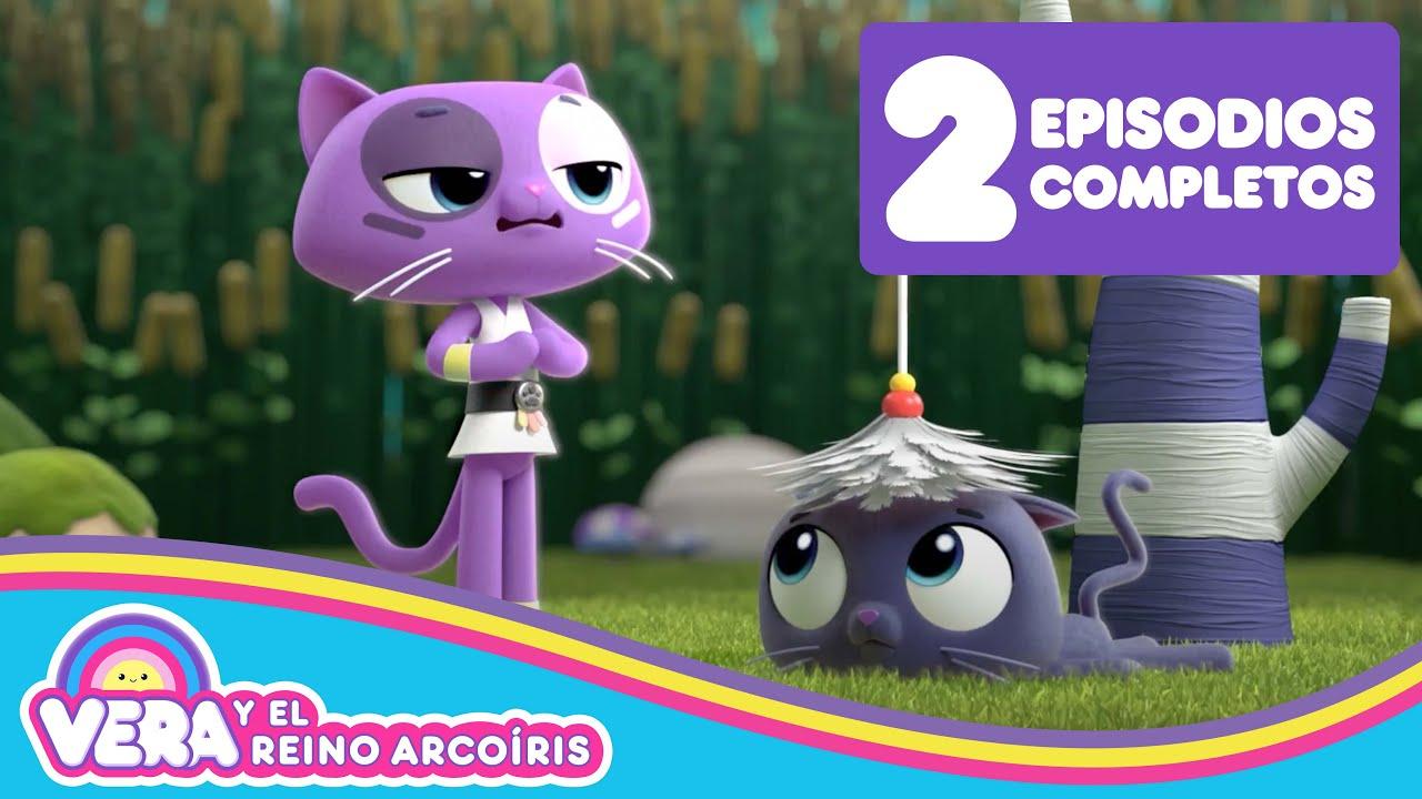Download 2 Episodios Completos! 🌈 Vera y el Reino Arcoíris en Español 🌈