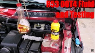 homepage tile video photo for R53 Mini Cooper S Brake Upgrades (Part 2 of 3)