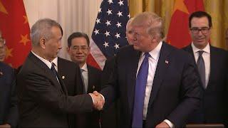 The Heat: China-U.S. Trade Deal