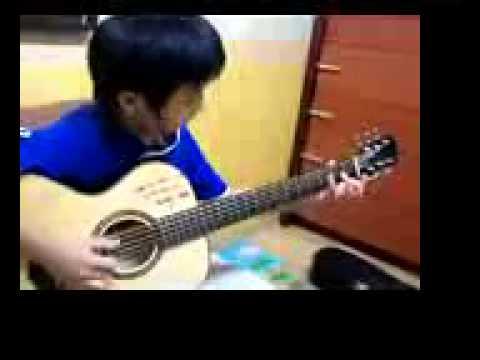 Praktik Gitar Lagu Barat