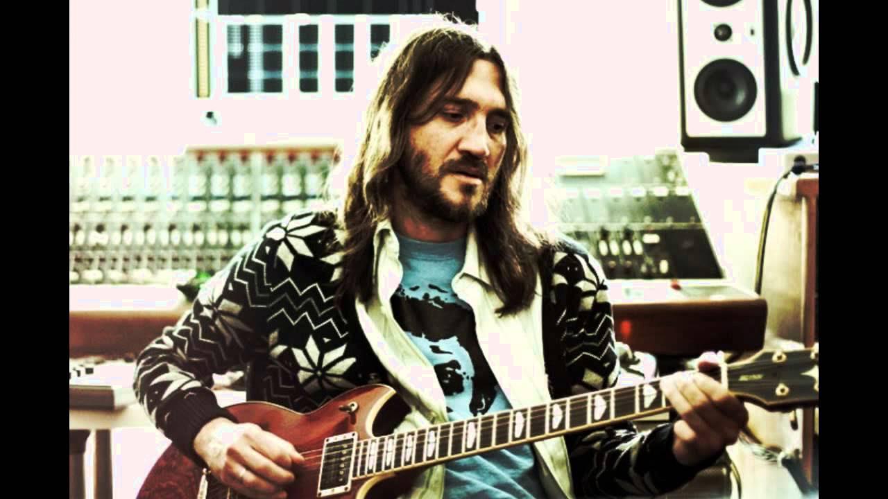 Video von John Frusciante