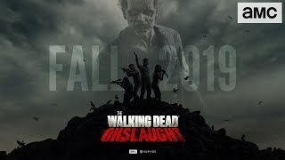 The Walking Dead Onslaught   Official Announcement Trailer