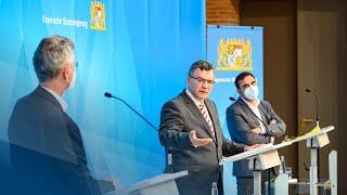 Video in Gebärdensprache: Pressekonferenz zur Corona-Pandemie (22. Juni 2021) - Bayern