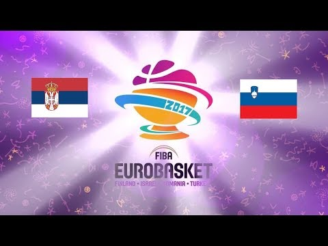 Serbia vs Slovenia - EuroBasket FINAL  2017 HD