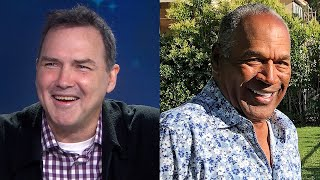 Norm Macdonald Message to OJ on Twitter